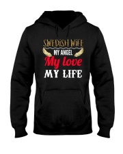 SWEDISH WIFE Hooded Sweatshirt thumbnail
