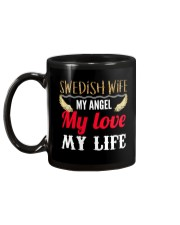 SWEDISH WIFE Mug back