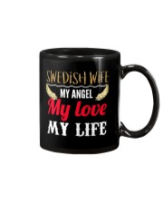 SWEDISH WIFE Mug tile