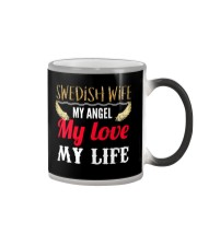 SWEDISH WIFE Color Changing Mug thumbnail