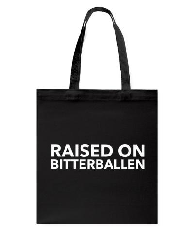 DUTCH - RAISED ON BITTERBALLEN