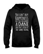 DANISH HAPPINESS Hooded Sweatshirt thumbnail