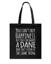 DANISH HAPPINESS Tote Bag thumbnail