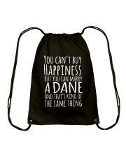 DANISH HAPPINESS Drawstring Bag thumbnail