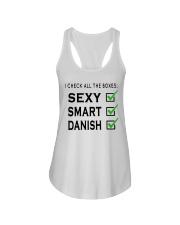 DANISH SEXY SMART Ladies Flowy Tank thumbnail