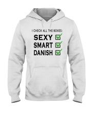 DANISH SEXY SMART Hooded Sweatshirt thumbnail