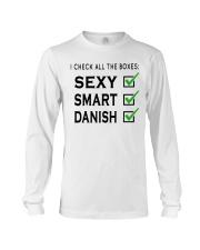 DANISH SEXY SMART Long Sleeve Tee thumbnail