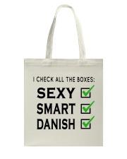 DANISH SEXY SMART Tote Bag thumbnail