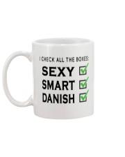 DANISH SEXY SMART Mug back