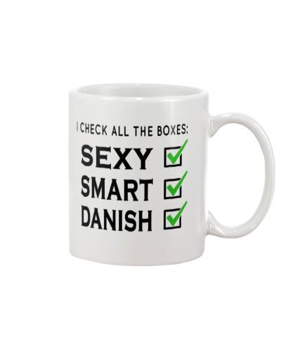 DANISH SEXY SMART