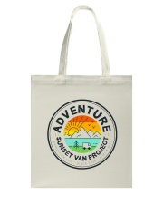 Sunset Van 1st edition Tote Bag tile