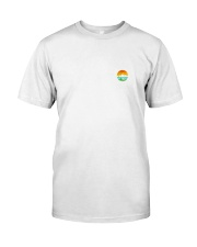 Sunset Van 1st edition Premium Fit Mens Tee tile
