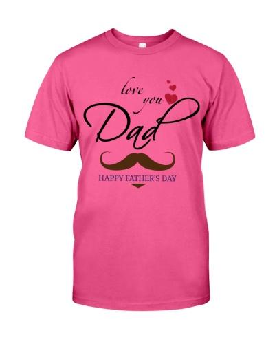 Y Fashion Love You Dad