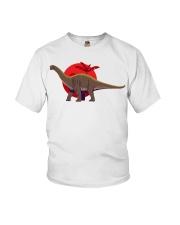 Dinosaur  Youth T-Shirt thumbnail