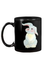 Cute animal rabbit Mug back