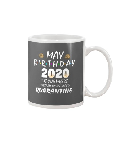 May birthday 2020 quarantine