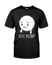 BLUE-MOON-MOOD Classic T-Shirt front