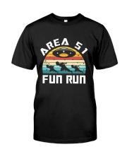 Area-51-5K-Fun-Run Classic T-Shirt front