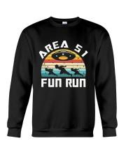 Area-51-5K-Fun-Run Crewneck Sweatshirt thumbnail