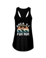 Area-51-5K-Fun-Run Ladies Flowy Tank thumbnail