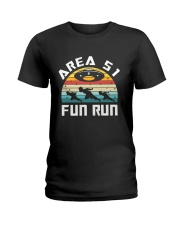 Area-51-5K-Fun-Run Ladies T-Shirt thumbnail