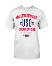 uso org t shirt Classic T-Shirt front