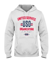 uso org t shirt Hooded Sweatshirt thumbnail