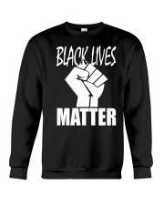 black lives matter Crewneck Sweatshirt tile