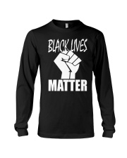 black lives matter Long Sleeve Tee tile