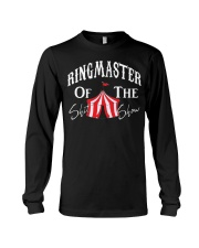 Ring-Master-of-The-Shit-Show Long Sleeve Tee thumbnail
