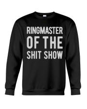 Mens-Ringmaster-Of-The-Shitshow Crewneck Sweatshirt thumbnail