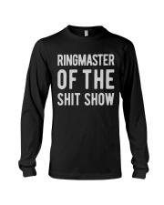 Mens-Ringmaster-Of-The-Shitshow Long Sleeve Tee thumbnail