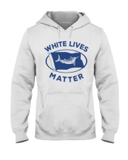 White-Lives-Matter Hooded Sweatshirt thumbnail
