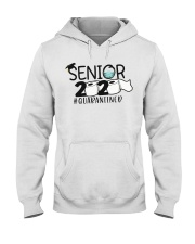 Senior 2020 Quarantined Hooded Sweatshirt thumbnail