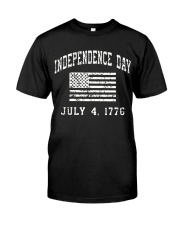 independence day usa Classic T-Shirt front