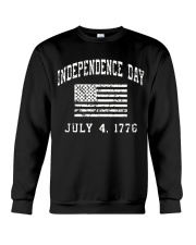 independence day usa Crewneck Sweatshirt tile