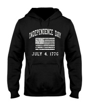 independence day usa Hooded Sweatshirt tile