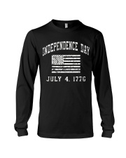 independence day usa Long Sleeve Tee thumbnail