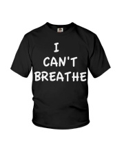 i can't breathe george floyd Youth T-Shirt thumbnail