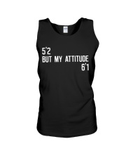 5 2-but-my-attitude-6 1 Unisex Tank thumbnail