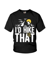 i'd hike that Youth T-Shirt thumbnail