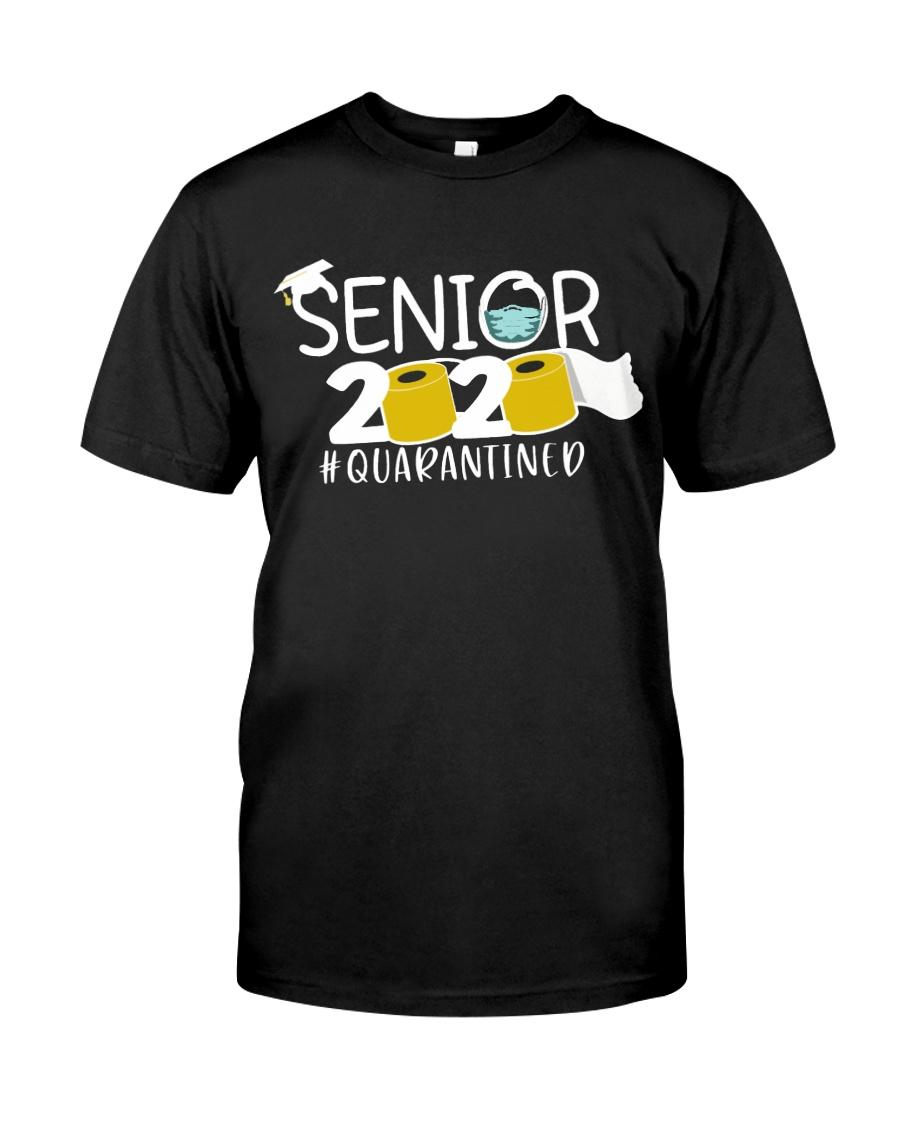 Senior 2020 Quarantined Classic T-Shirt