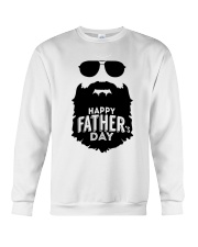 happy fathers day Crewneck Sweatshirt thumbnail