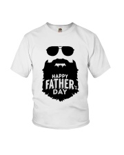 happy fathers day Youth T-Shirt thumbnail
