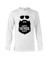 happy fathers day Long Sleeve Tee thumbnail