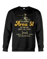 1st-annual-area-51-5k-fun-run-sept Crewneck Sweatshirt thumbnail