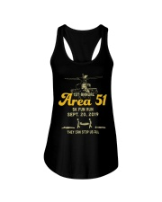 1st-annual-area-51-5k-fun-run-sept Ladies Flowy Tank thumbnail