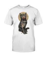 Cute Cat Classic T-Shirt front