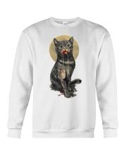 Cute Cat Crewneck Sweatshirt thumbnail