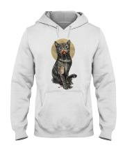 Cute Cat Hooded Sweatshirt thumbnail